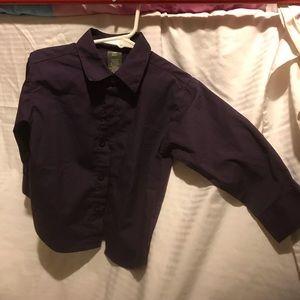 Docker button up shirt